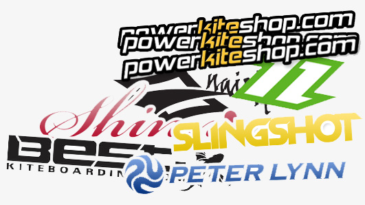 Free Stickers at Powerkiteshop