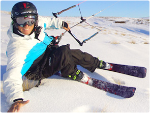 Getting Started Snow Kiting at Powerkiteshop