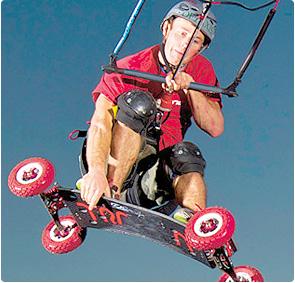 Getting Started Kite Landboarding at Powerkiteshop