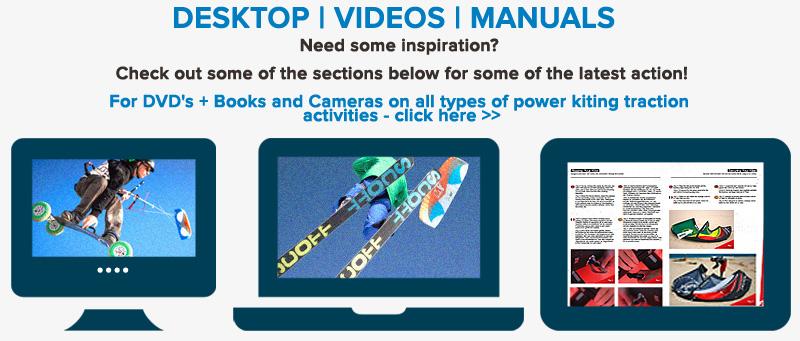 Media Download at Powerkiteshop